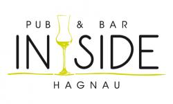 INSIDE BAr in HAgnau am Bodensee: Logodesign Metzig-fetzig.de