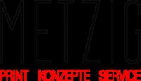 Logo Metzig Print-Konzepte-Service , Mauerstetten