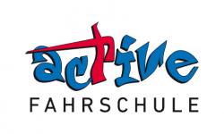 Fahrschule active, Thorsten Ptascheck, Kaufbeuren: Logodesign Metzig-fetzig.de