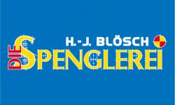 H.-J. Blösch, DIE SPENGLEREI in GErmaringen: Logodesign Metzig-fetzig.de