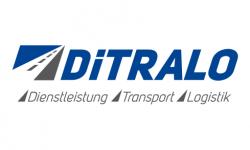 DITRALO Spedition in Igling: Logodesign Metzig-fetzig.de