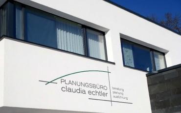 Fassadenbeschriftung, Logos auf Fassaden, Schriften aufgemalt: Werbung & Beschriftung in Mauerstetten - Metzig ist fetzig!