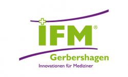 IFM Gerbershagen medizintechnik Mindelheim: Logodesign Metzig-fetzig.de
