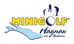 Minigolf Hagnau am Bodensee: Logodesign Metzig-fetzig.de