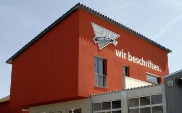 Ihr Werbedienstleister aus Mauerstetten:Werbung & Beschriftung in Mauerstetten - Metzig ist fetzig!