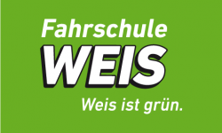 Fahrschule Weis in Marktoberdorf, Kaufbeuren und Buchloe: Logodesign Metzig-fetzig.de